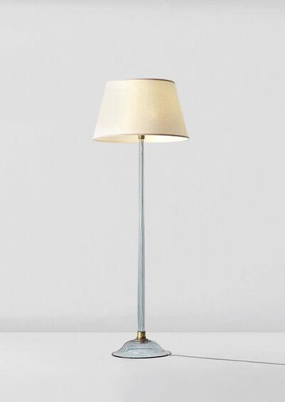 Venini, 'Standard lamp, model no. 518', circa 1942