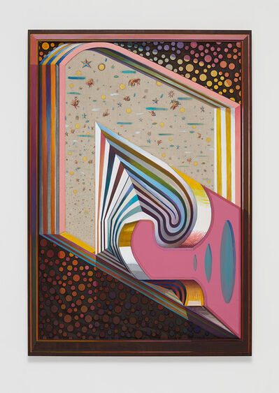 Zach Harris, 'Astral Projectors with Wallpaper', 2018-2019