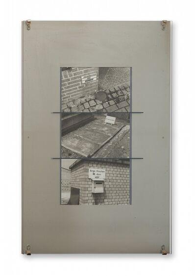 Reinhard Mucha, 'Documenta X Edition', 1997