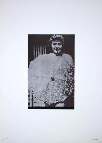 Fabio Mauri, 'Amano il Bello', 1976