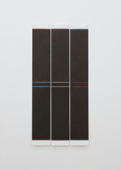 Michael Rouillard, 'Scroll Triptych', 2020