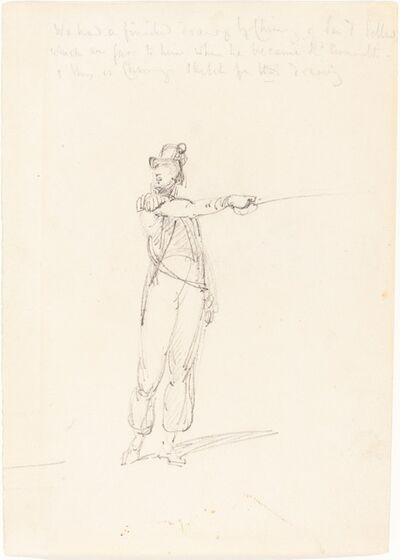 George Chinnery, 'Admiral Sir Edward Pellew', first quarter 19th century