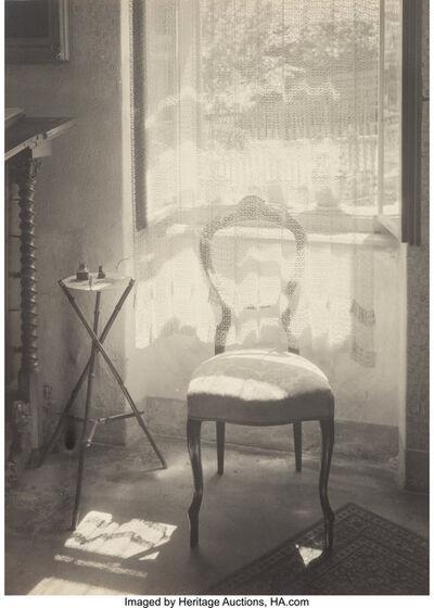 Josef Sudek, 'At the Janacek's', 1948