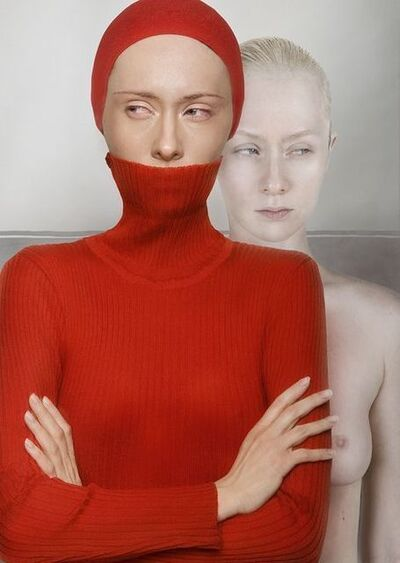 Katerina Belkina, 'Rose - Red. Envy', 2008