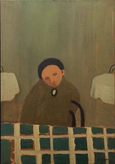 Emilia Gutiérrez, 'Ensueño (Reverie)', 1965