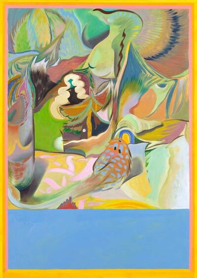 Emil Robinson, 'Ecstatic Space II', 2017