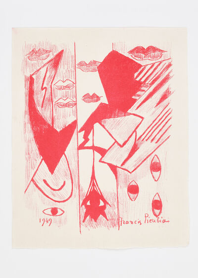 Francis Picabia, 'Janela do Caos', 1949