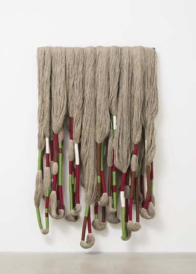 Sheila Hicks, 'Sculpture Bas Relief', 2016
