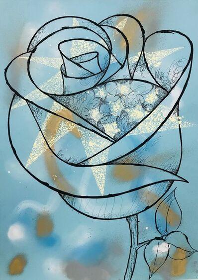 Scott Kilgour, 'Blue Sky Rose', 2020