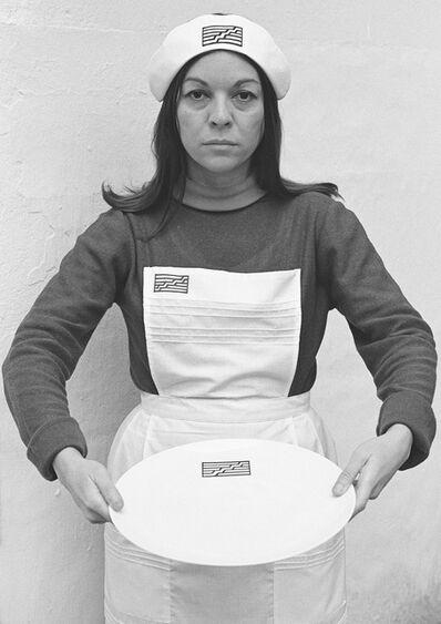 NİL YALTER, 'tour de babel...tour de beaubourg', 1979