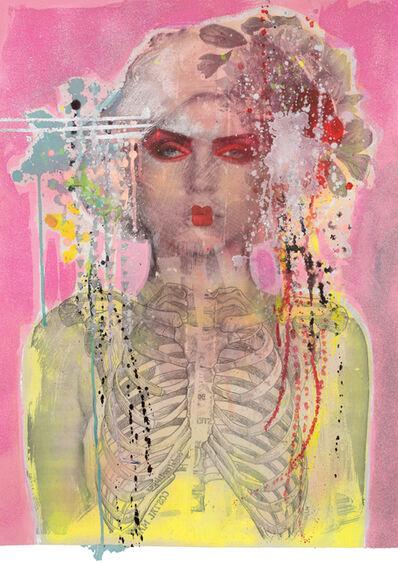 "Holly Suzanne Rader, '""Debbie as a Geisha""', 2019"