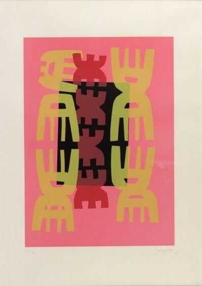 Giuseppe Capogrossi, 'Untitled', 1964
