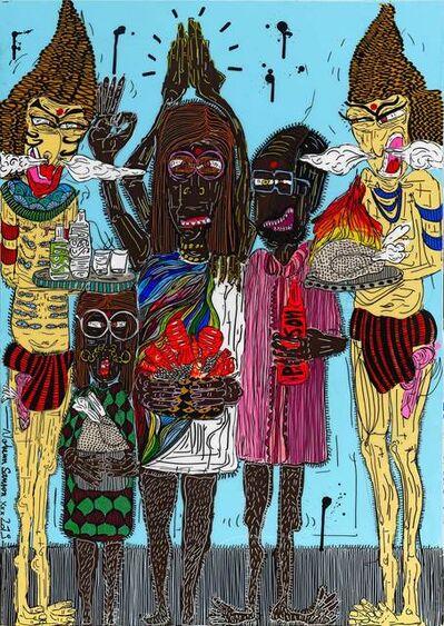 Nolwenn Samson, 'Birman Poison', 2019
