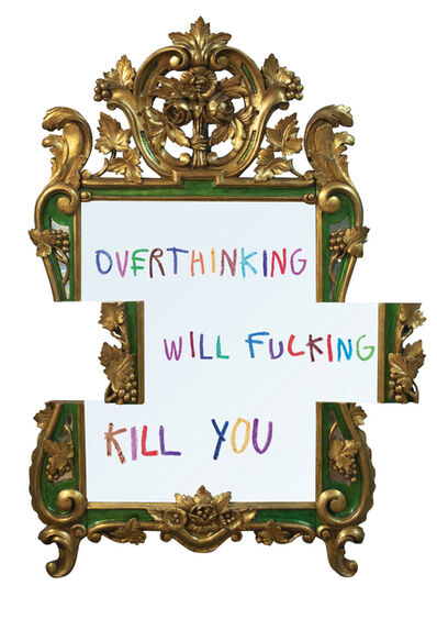 CB Hoyo, 'Overthinking ', 2019