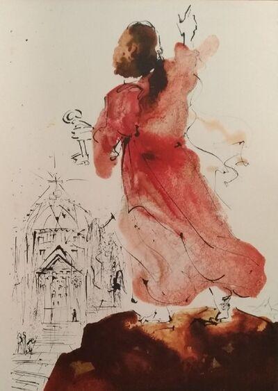 "Salvador Dalí, 'Tu es Petrus - From ""Biblia Sacra""', 1964"