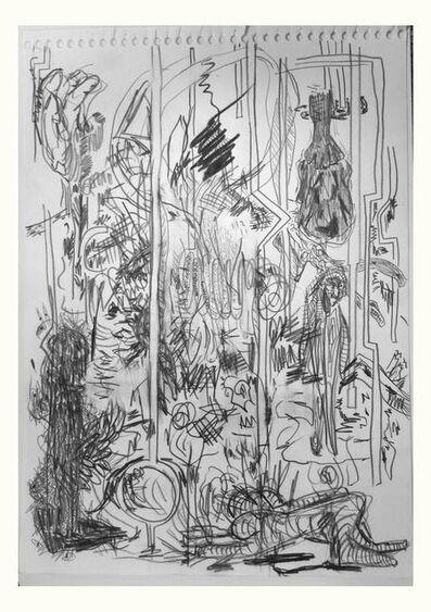 Osías Yanov, 'Sin título (todos lados)', 2014