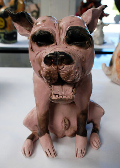 Joe Mariscal, 'Pinky', 2002