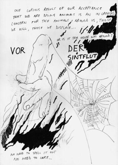 John Isaacs, 'Vor der sintflut', 2006
