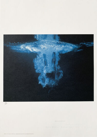Bill Viola, 'Five Angels For The Millennium, Departing Angel', 2006
