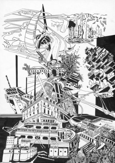 Chourouk Hriech, 'Sans titre #1 (Dubaï)', 2019