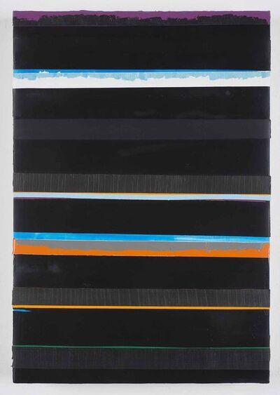 Juan Uslé, 'Taal (in Kayak)', 2014