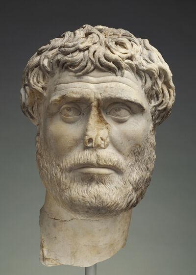 'Portrait of a Bearded Man', 140 -160