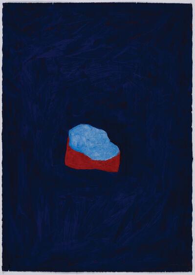 Robyn Denny, 'Moody Blues 1', 1990