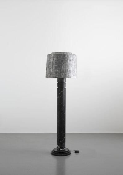 Karl Lagerfeld, 'Untitled IX (Lampe sur pied - Nero)', 2018