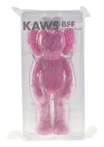 KAWS, 'BFF Companion (Pink)', 2018