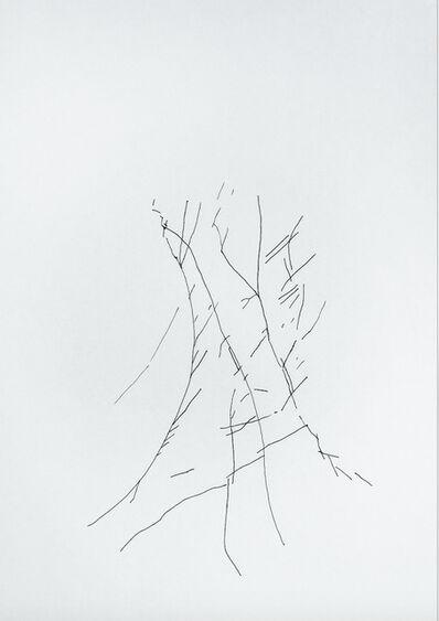 Massimo Bartolini, 'My left drawing ', 2020