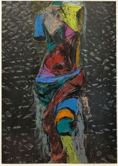 Jim Dine, 'Nine Views of Winter', 1985