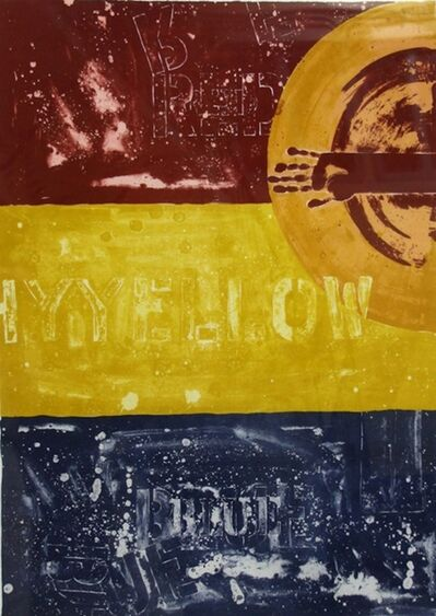 Jasper Johns, 'Periscope 1', 1979