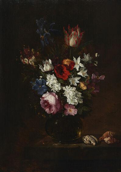 Jacques de Claeuw, 'Flower Still life', 1650