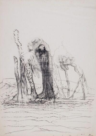 Irving Petlin, 'Landscape'