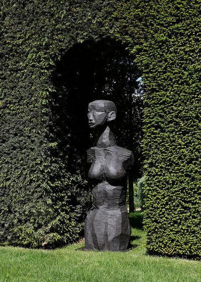 Dietrich Klinge, 'Roes III', 2009