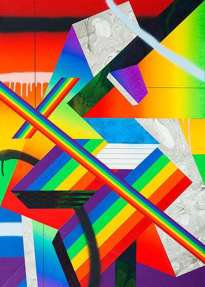Clark Goolsby, 'Rainbow Piece III', 2012