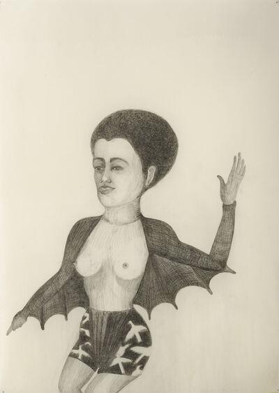Sandra Vásquez de la Horra, 'Seres de Ulratumba', 2012