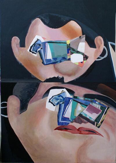 Luis Gordillo, 'Implantación de sueños', 2015