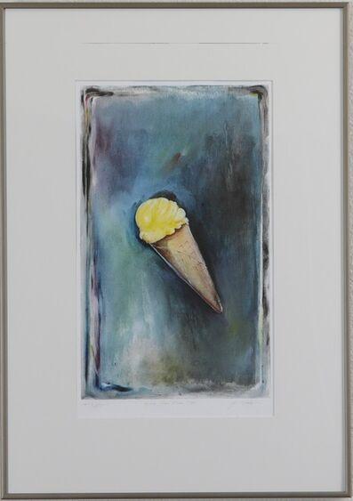 Joseph Goldyne, 'Lemon Cone Tilt Icon', 1981