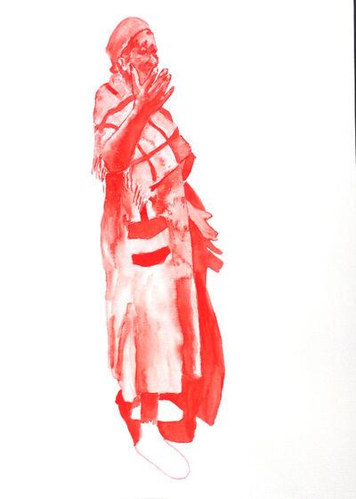 SENZENI MTWAKAZI MARASELA, 'Waiting for Gebane', 2015-2016