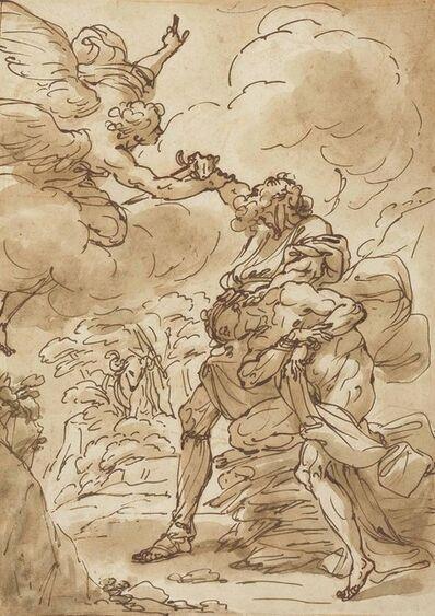 Ubaldo Gandolfi, 'The Sacrifice of Isaac'