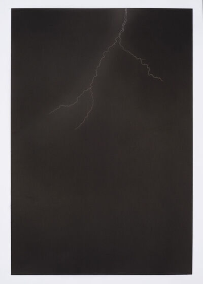 Ali Kazim, 'Untitled (Lightning series)', 2018