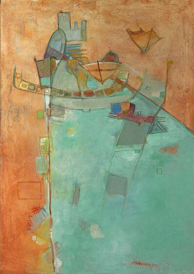 Taha Sabban, 'Fisher's Boat', 2001