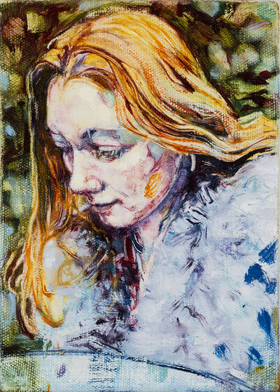 Dominic Shepherd, 'The Looking Glass', 2016