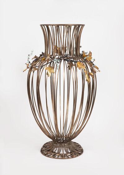 Kim Cridler, 'Jar with Oak', 2016