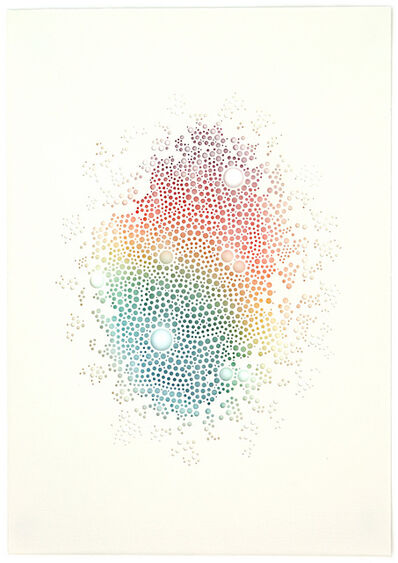 Jeffrey Simmons, 'LARGER LIGHT TRAP II', 2015