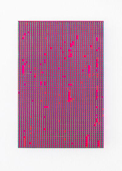 Gonzalo Reyes-Araos, '#F0F + BC #F0F', 2017