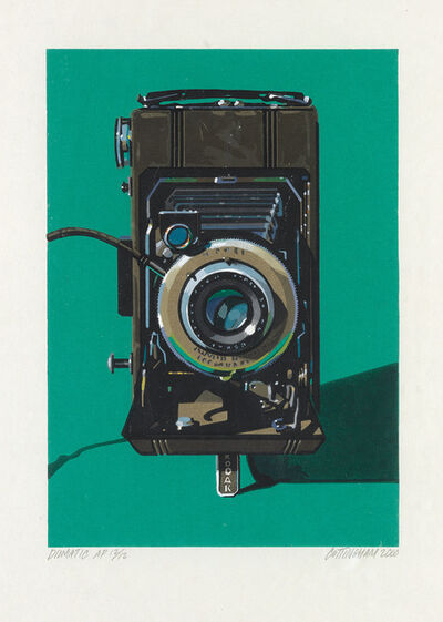 Robert Cottingham, 'Three color woodcuts', 2000