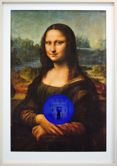 Jeff Koons, 'Gazing Ball (da Vinci Mona Lisa)', 2016