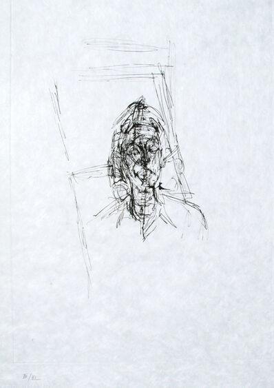 Alberto Giacometti, 'La Magie Quotidienne (Face)', 1968